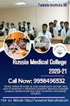 Russia Medical College 2020-21 Twinkle InstituteAB