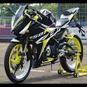 Modifikasi Honda CBR 150 icon
