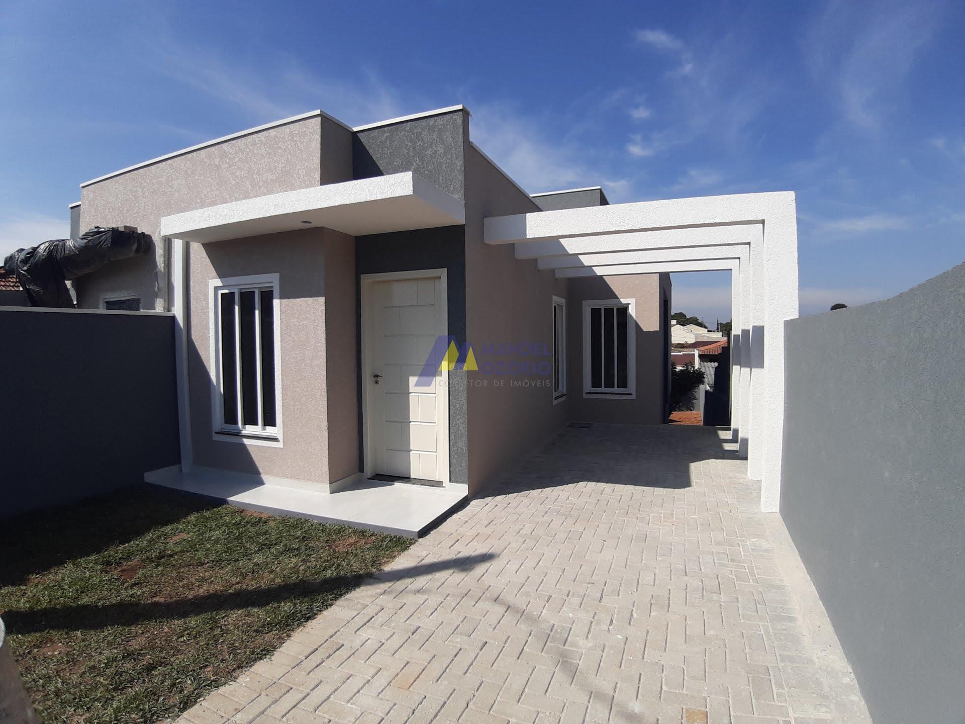 Casa em Campina da Barra  -  Araucária