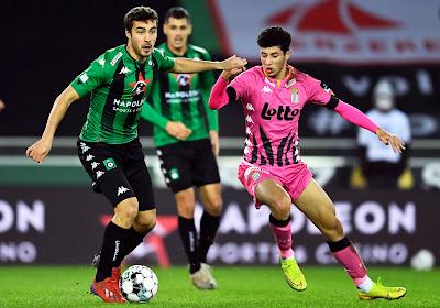 Charleroi battu en amical face au Cercle de Bruges