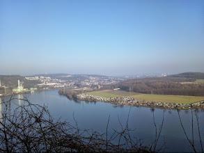 Photo: Herdecke-Panorama vom Standort des Harkortturms aus.