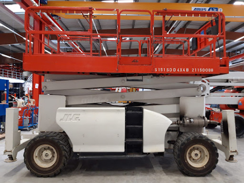 Picture of a JLG 4394RT