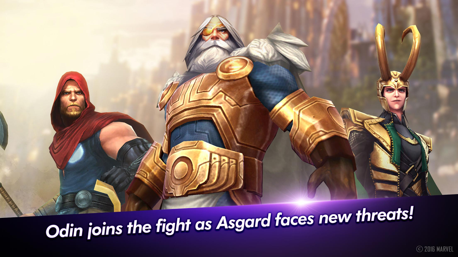 Screenshots of MARVEL Future Fight for iPhone