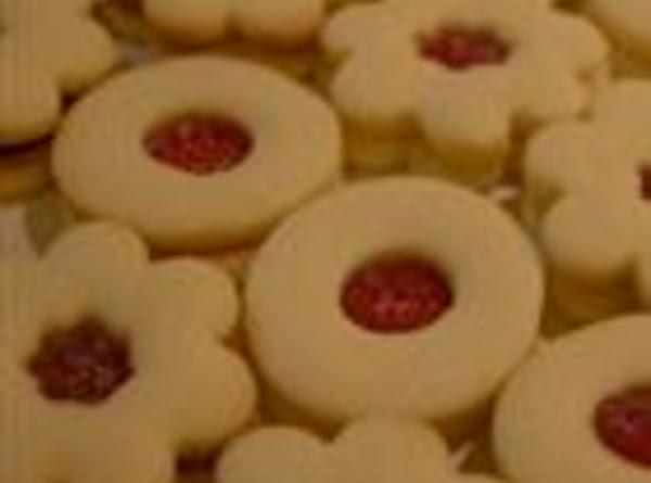 Sugar Free Linzer Cookies Recipe