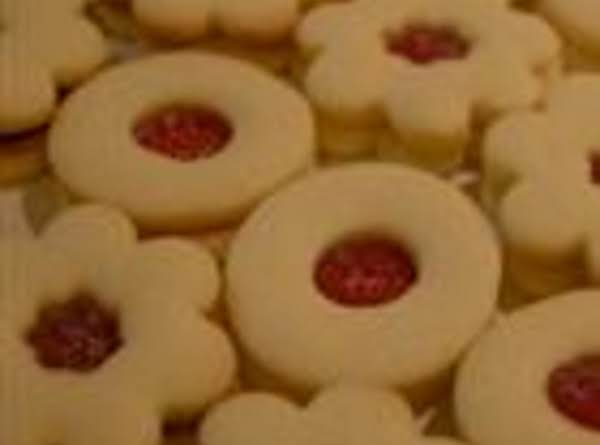 Sugar Free Linzer Cookies