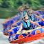 Tubing by Becki Abrisz - Sports & Fitness Watersports ( pwcwatersports, sports, action, lake, tubing )