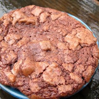 Chocolate-Espresso Cookies.