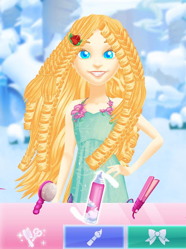 Barbie Dreamtopia Magical Hair screenshot 2