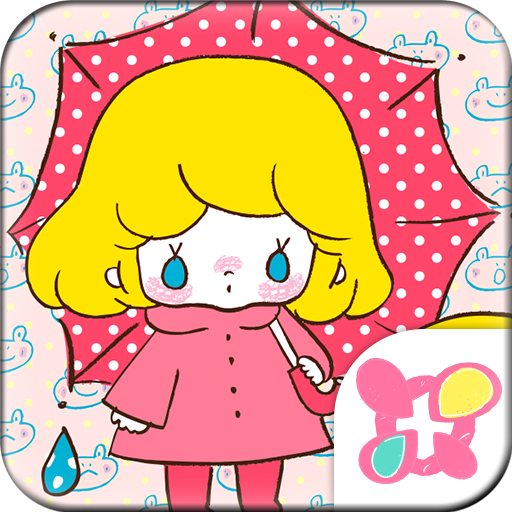 Cute Theme-Rainy Walk- Icon