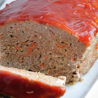 Confetti Turkey Meat Loaf.