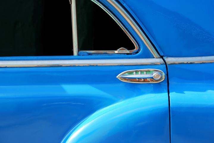 Blue vintage di Jorjo