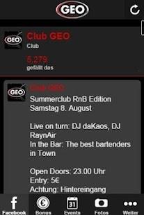 Club GEO - náhled