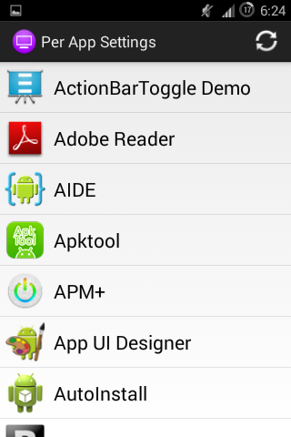 UI Tuner (ROOT) screenshot 5
