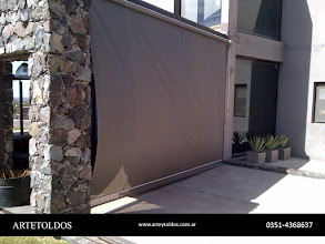 Photo: toldo vertical coversol