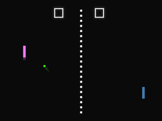Ping Pong Old Game