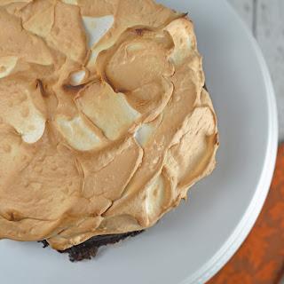 Guinness Flourless Chocolate Cake.