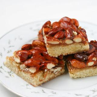 Honey Almond Squares