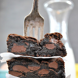 Best Ever Fudgy Chocolate Chunk Brownies Recipe