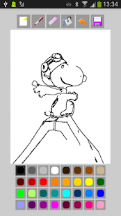 photo to coloring book screenshot thumbnail - Picture To Coloring Book