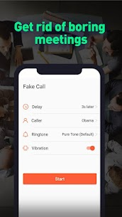 Fake Call – prank calling app, calling Santa App Download For Android 1