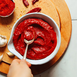 Easy Gochujang Sauce (Korean Chili Paste).