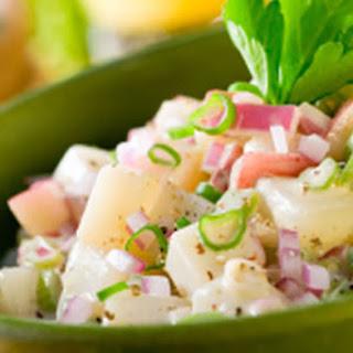Gourmet Potato Salad.