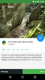 Żywieckie Questy- screenshot thumbnail