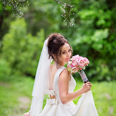 Wedding photographer Galina Khayrulaeva (Hayrulaeva). Photo of 05.07.2016