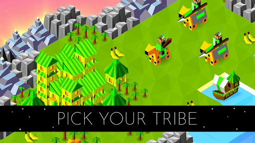 The Battle of Polytopia - An Epic Civilization War Língua screenshots 1