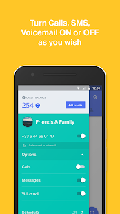 onoff App - Call, SMS, Numbers- screenshot thumbnail