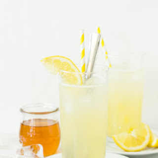 Honey-Lemon Gin Rickey