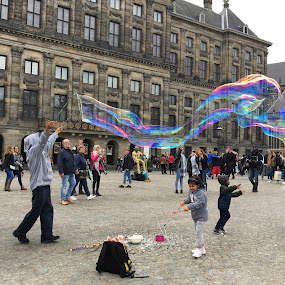 Blow bubbles by Anwesh Soma - Instagram & Mobile iPhone ( shotoniphone,  )