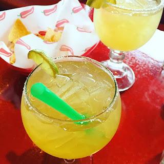 A Healthier Margarita.