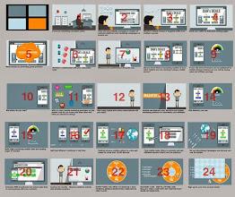 Photo: BOSSVFX | Madvert - #Storyboard Design by: http://bossvfx.com