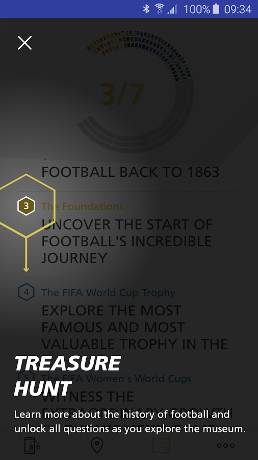 FIFA World Football Museum- screenshot