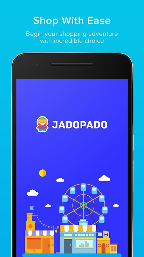 JadoPado- screenshot