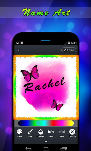 Name Art Photo Editor - Focus n Filters for PC