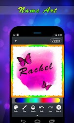 Name Art Photo Editor - Focus n Filters APK screenshot thumbnail 2