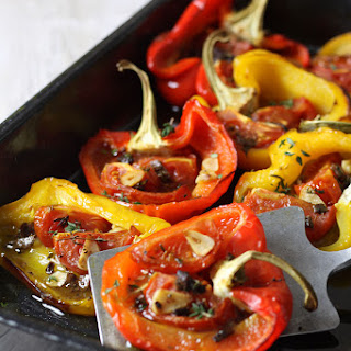 Fresh Paprika Peppers Recipes