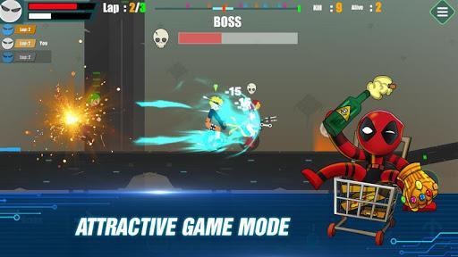 Stickman Race - Epic Battle apkdebit screenshots 3
