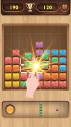 Block Puzzle - Wood Puzzledom APK screenshot thumbnail 2