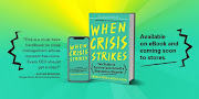 Francis Herd and Nicola Kleyn's crisis management guide is now available in book stores and online.
