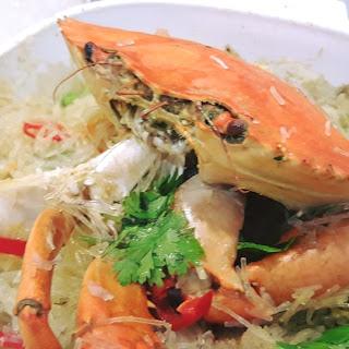 Thai Crab Rice Vermicelli