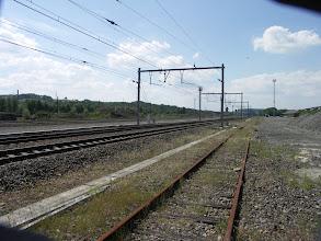 Photo: Verschiebebahnhof Montzen