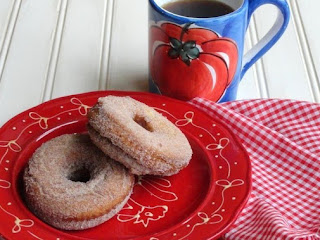 Apple Cider Donuts Recipe