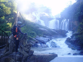Photo: Cachoeira de Tombos-MG