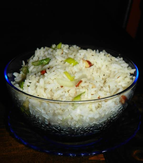 Easy Nutty Rice