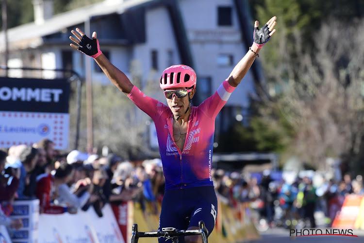 🎥 Education First bouwt dubbel feestje in Ronde van Colombia, Bernal grijpt naast ritzege