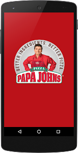 Papa John's Pizza India screenshot 0