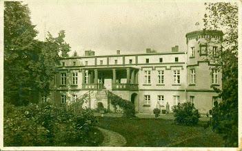 Photo: Zameczek, prawdopodobnie pod koniec lat 30.